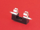 BASE MOUNT FUSEHOLDER 5MM X 20MM