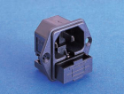 PF0007/28 FUSED, FLANGE MOUNT MOUNT, 2.8MM SOLDER