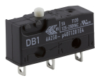 DB1C-A1AA SUB-MINIATURE SNAP-ACTION 6A S