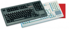 COMPACT KEYBOARD WITH BUILT-IN TOUCHPAD