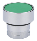 Green Push Button Operator With Ring