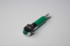 190403Z1 M8 LED IND 24VAC/DC GREEN