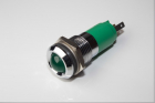 192103Z1 M14 LED IND 24VAC/DC GREEN