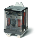 6282-8230-0040 POWER RELAY 16A 230VAC, 2 POLE