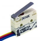 V4NSY1UL SUB MINIATURE SWITCH, LEVER