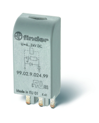 Coil Indication & EMC Protection Relay